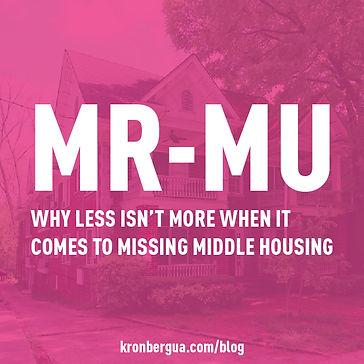 MR-MU: Let's Talk About Math