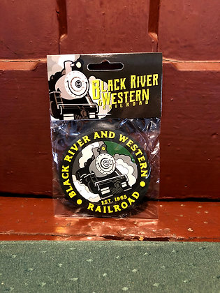 Black River and Western Railroad Magnet