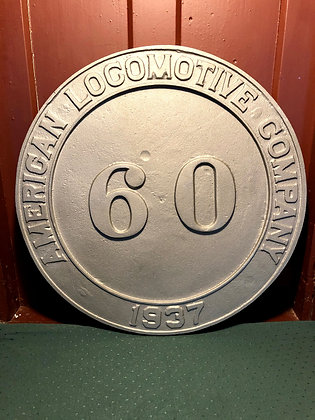 Replica #60 Front Plate
