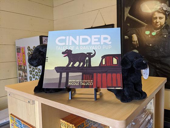 Cinder: Tales of a Railyard Pup