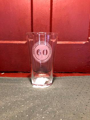 #60 Pint Glass