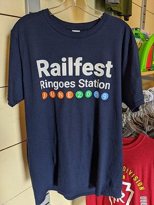 2019 Railfest Shirt