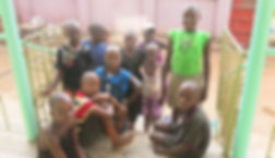 image of children at Circle of Peace School