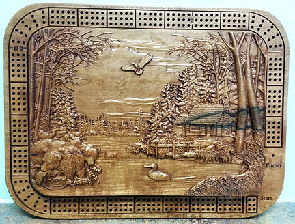 Cabin in the Woods Cribbage 3.JPG