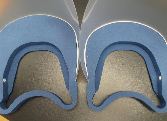 Sample Box - (1) Large Face Shield (1) Small Face Shield