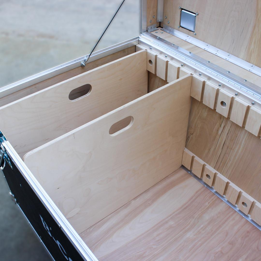 ATA Compartment Shipping Case