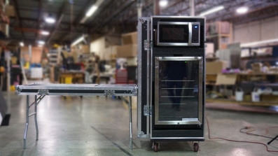Tradeshow Kitchen Shipping Case