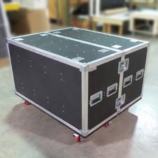 ATA Shipping Case on Wheels