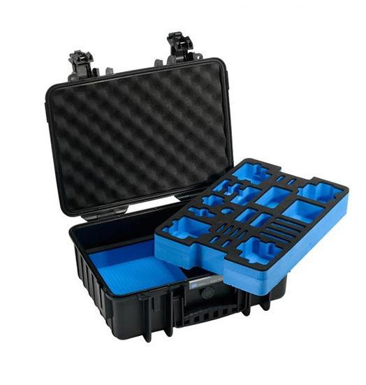 Tool Control Foam Insert Blue