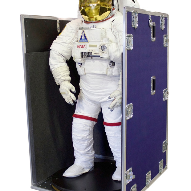 Space Suit Protective Shipping Case