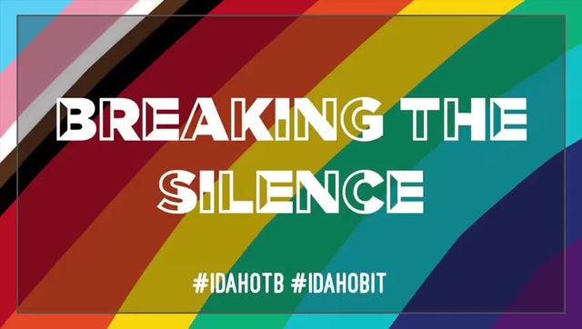 IDAHoBIT 2020: Breaking The Silence