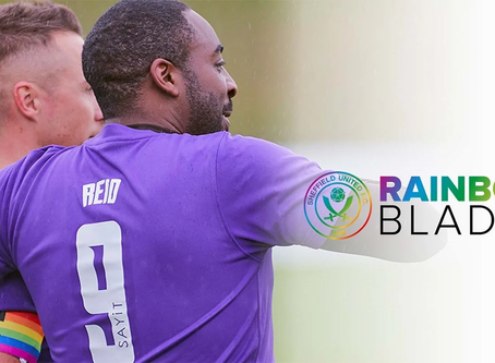 Sheffield United: Welcoming... Rainbow Blades