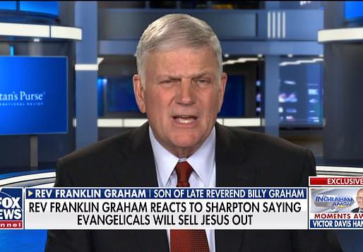 US evangelical preacher Franklin Graham hits back with open letter after UK venue cancels