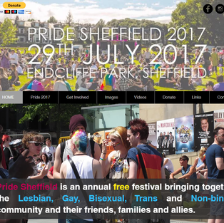Pride Sheffield