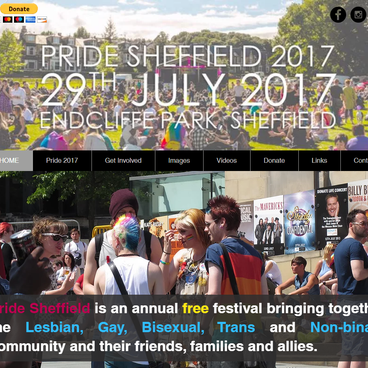 Pride Sheffield