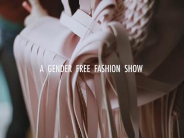 Gender Free Fashion Show