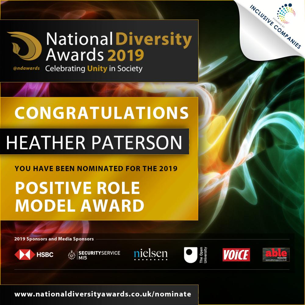 National Diversity Awards 2019