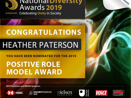 National Diversity Awards 2019