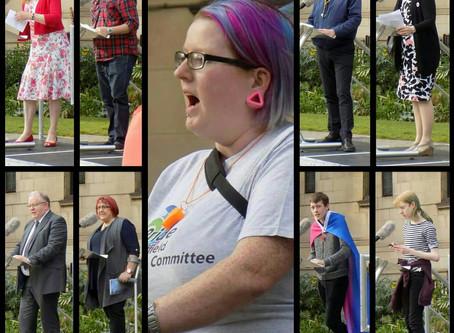 IDAHoBiT International Day Against Homophobia, Biphobia and Transphobia 2016