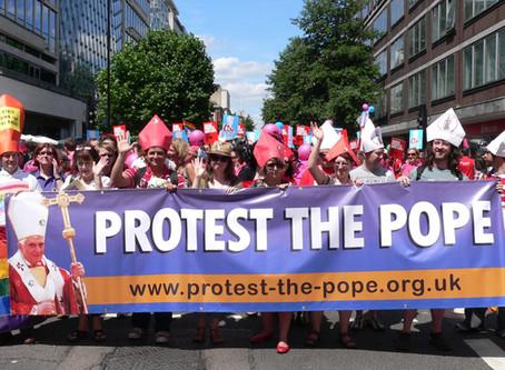 Arrest Pope Benedict XVI
