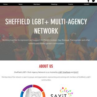 Sheffield LGBT+ Multi-Agency Network