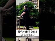 IDAHoBiT 2018 Sheffield