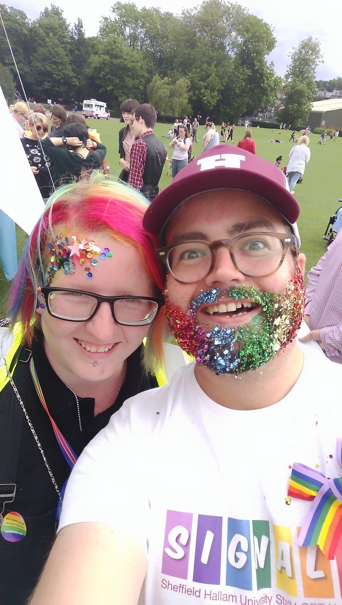 Pride Sheffield 2016