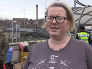 Ponds Forge protest against 'hate' preacher visit