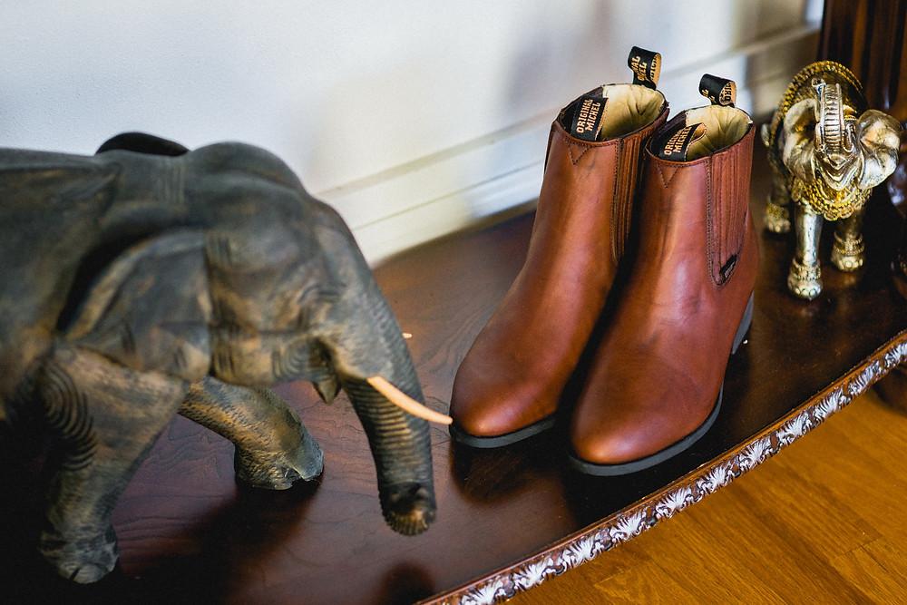 original michel men's boots