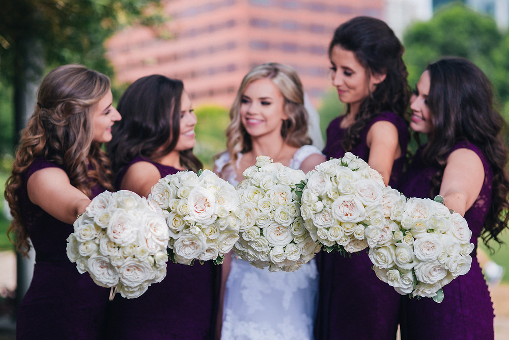 bridal bouquets, Portland Photographer