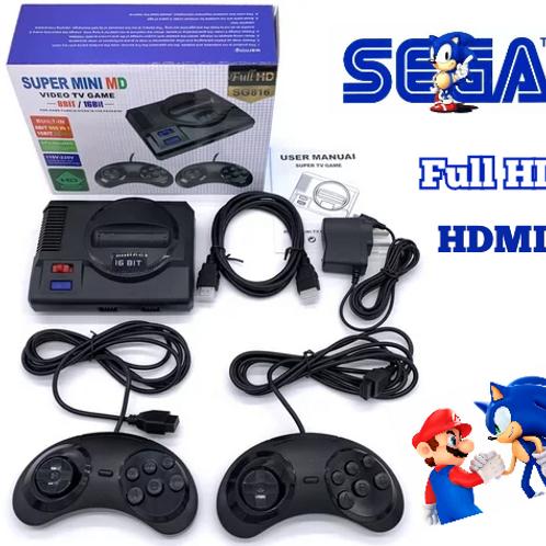 Consola mini Sega Full HD