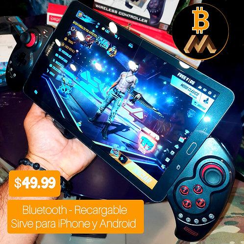 Gamepad para tablets y ipad