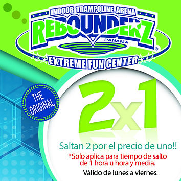 Cupon Digital Rebounderz