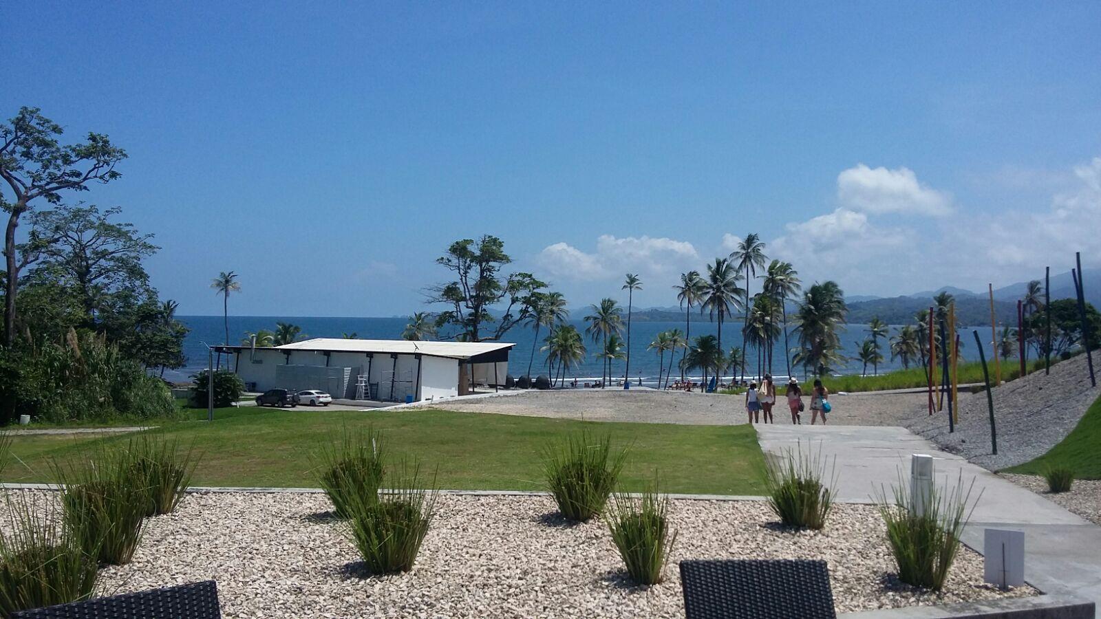 Incluido uso de la playa