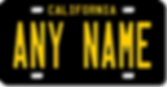 CALIFORNIA-LICENSE-PLATE-VER4-TEAMLOGO.p