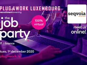 Plug&Work Luxembourg | SEQVOIA