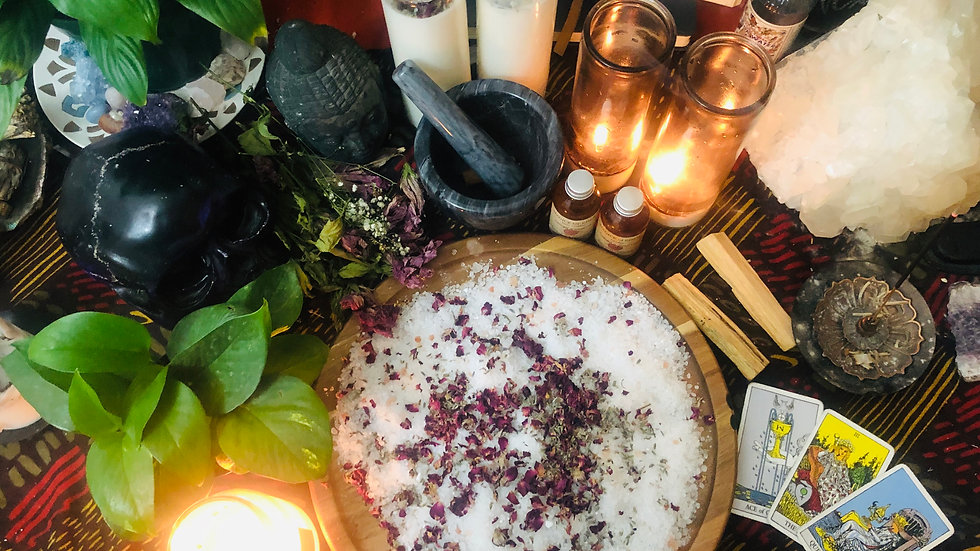 Goddess Love Lunar Bath Soak