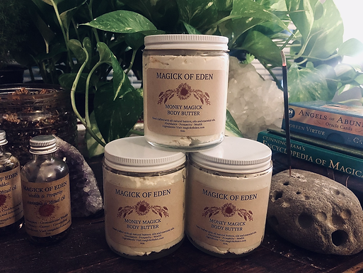 Money Magick Body Butter