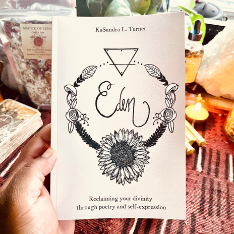 RECLAIMING YOUR DIVINITY THROUGH POETRY AND SELF-EXPRESSION