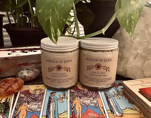Love & Lust Magick Butter