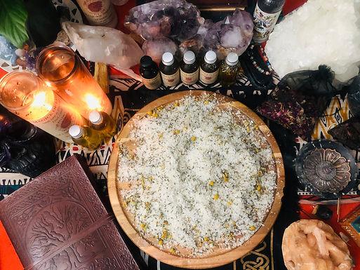 Fountain of Peace Lunar Bath Soak