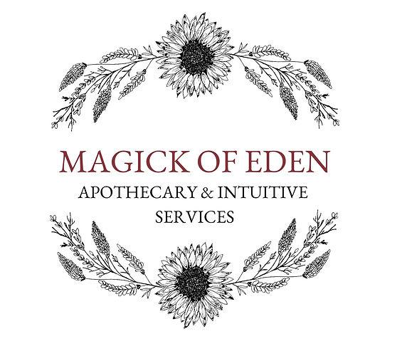 MAGICK OF EDEN Logo