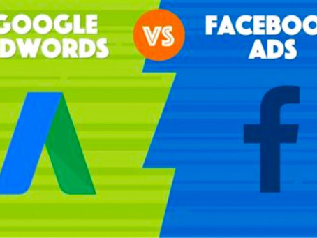 Google vs Facebook, The Fight For The Best Return