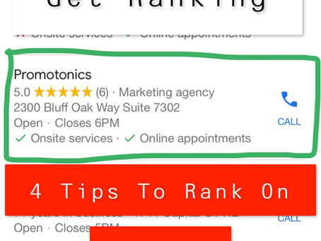 4 Tips To Rank on Google in 2021