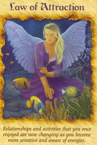 Introduction for Angel Awakening and Oracle Card Workshop