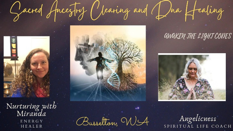 Sacred Ancestry Clearing and DNA Healing (1)