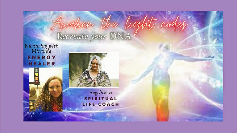 Sacred Ancestry Clearing and DNA Healing with Miranda and Ness