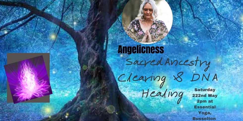 Sacred Ancestry Clearing and DNA Healing