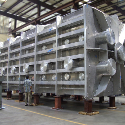 Petawatt Compressor Vacuum Chamber