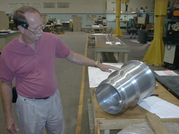Barrel Fabrication